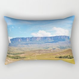 Roraima Tepuy Rectangular Pillow