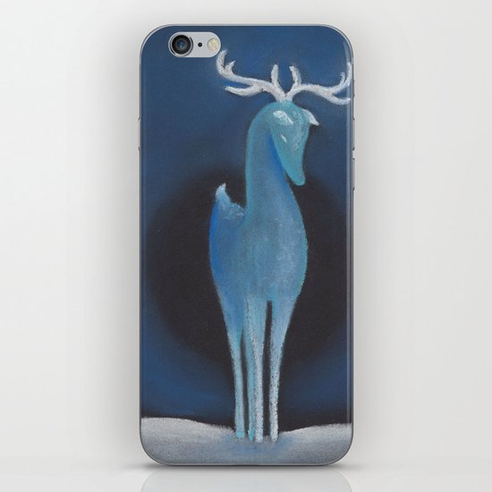 Winter Spirit iPhone & iPod Skin
