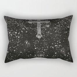 Luna Crux Rectangular Pillow