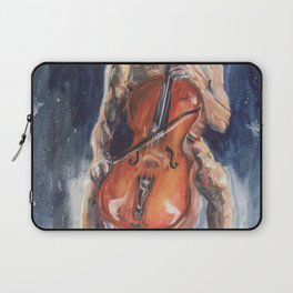 Midnight Melodies Laptop Sleeve
