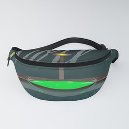 The War of the Worlds Fanny Pack