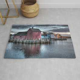 Dawn at Motif Number 1 Rug