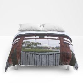 Bahamas Cruise Series 75 Comforters