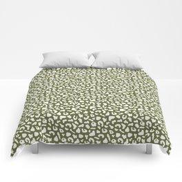 CHEETAH PRINT Comforters