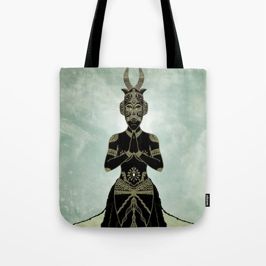 Ornate spirituality Tote Bag