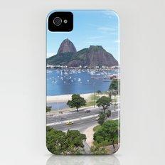 Rio de Janeiro Landscape iPhone (4, 4s) Slim Case