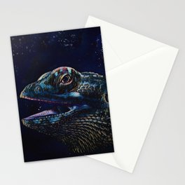 Bearded Dragon Stationery Cards