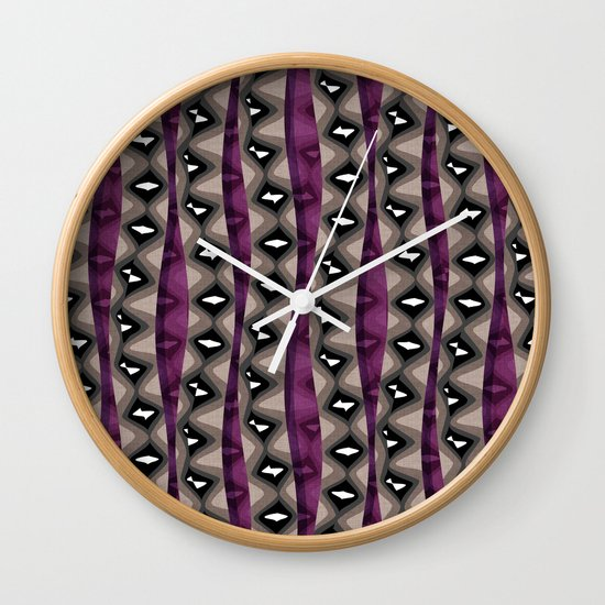 Rattlestripe Royal Wall Clock