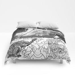 The constellation erotique 3110 Comforters