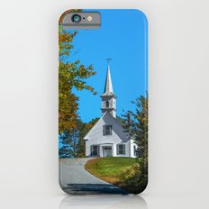 Chapel on the hill iPhone 6s Slim Case