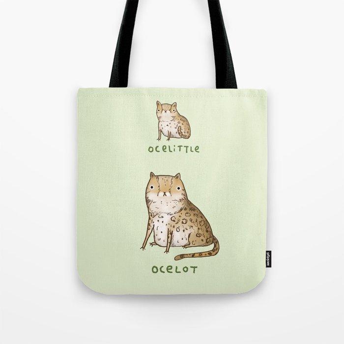 Ocelittle Ocelot Tote Bag