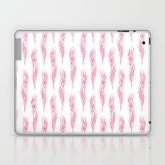 Light as a pink feather Laptop & iPad Skin