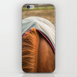 Horse Withers iPhone Skin