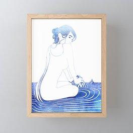Neso Framed Mini Art Print