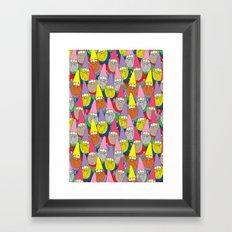 Mister Gnome Framed Art Print