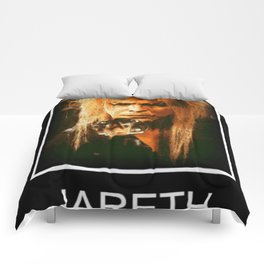 The Goblin King Comforters