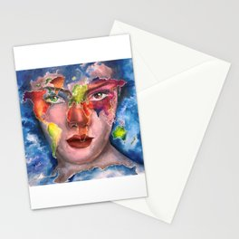 Miss World Stationery Cards