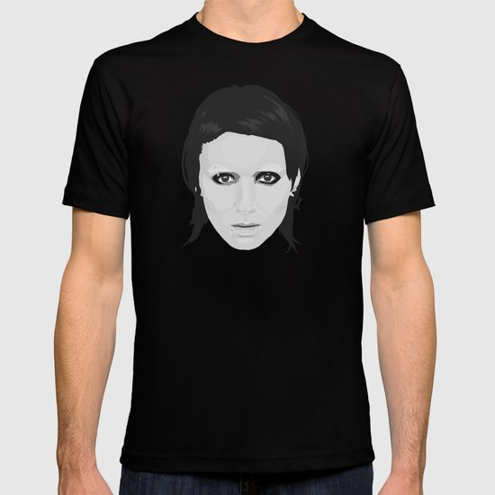 Lisbeth and Mikael / The Girl with the Dragon Tattoo T-shirt