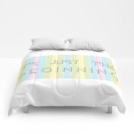 It's Just the Beginning Comforters