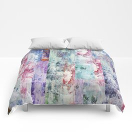 Abstract 195 Comforters