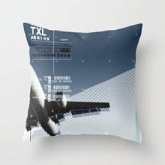 TXL Throw Pillow
