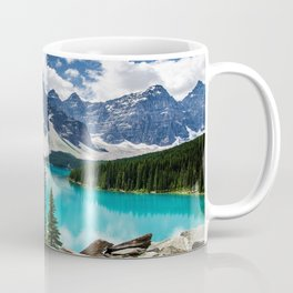 Lake Moraine Banff Coffee Mug