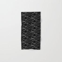 Witchcraft I [Black] Hand & Bath Towel