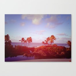 Kauai Morning Canvas Print