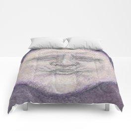 Man in the Moon No. 4 Comforters