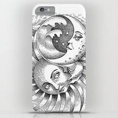 Moon and Sun iPhone 6s Plus Slim Case