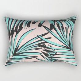 Tropical print Rectangular Pillow