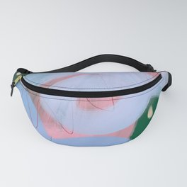 New Orleans Mixed Media (French Quarter) Fanny Pack