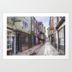 The Shambles York Art Art Print