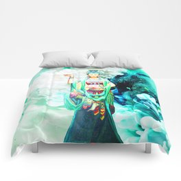 The Goddess of Mercy Comforters