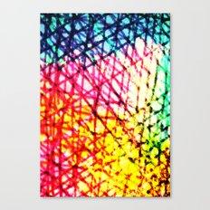 Vibrant Summer  Canvas Print