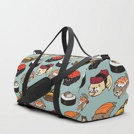 Sushi Otter Duffle Bag