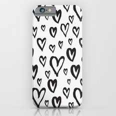 Inky Dinky Hearts Slim Case iPhone 6s