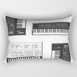 Collection : Synthetizers Rectangular Pillow
