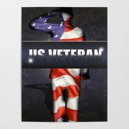 United State Veteran Poster