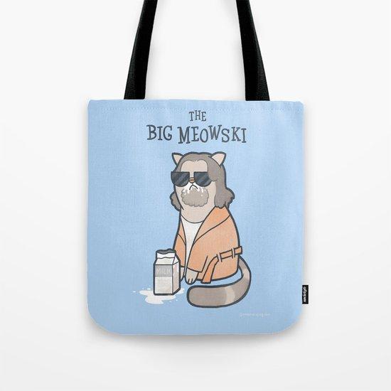 The Big Mewoski Tote Bag