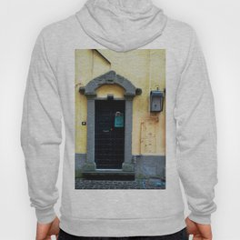 Door in Italian Village Hoody