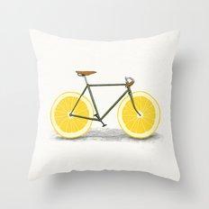 Zest Throw Pillow