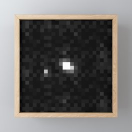 Trappist-1 Framed Mini Art Print