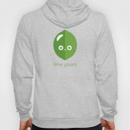 Lime Yours Hoody