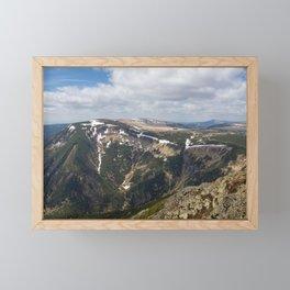 View from Sniezka Framed Mini Art Print