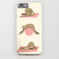 Sloth pilates Slim Case iPhone 6s