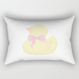 Baby duckling Rectangular Pillow