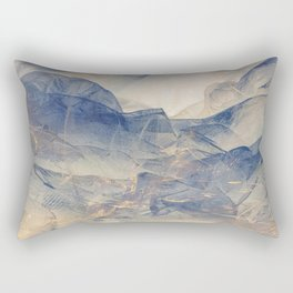 Tulle Mountains Rectangular Pillow