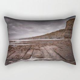 South Wales Heritage coast Rectangular Pillow