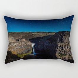 Palouse Falls - Washington Rectangular Pillow